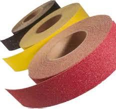 antislipstrip met schuurpapier laagje