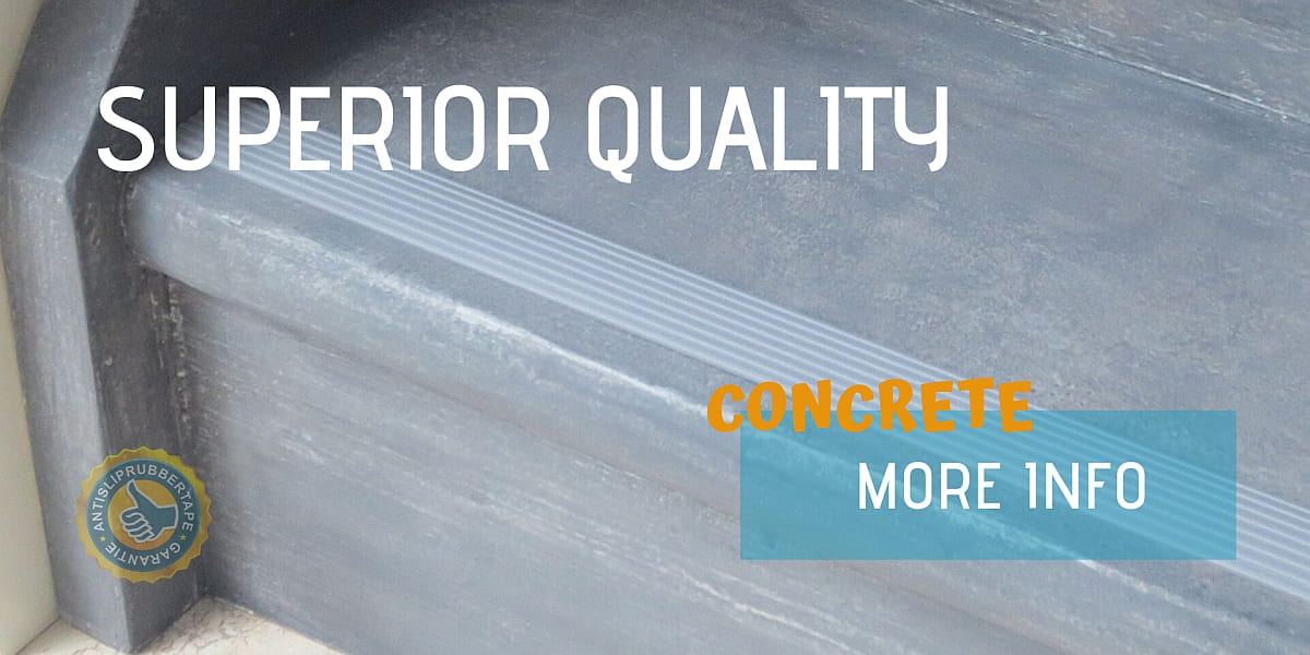 concrete look grey superior quality non-slip tape