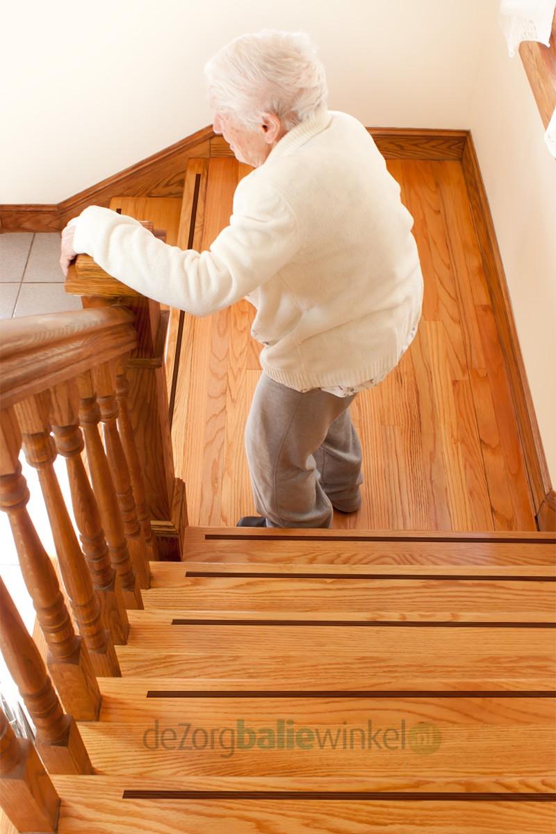 Fabulous Veilig traplopen ook als je ouder wordt? HG82