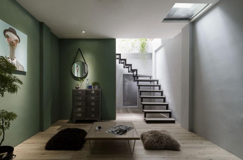 Woontrends voor de trap en de hal doe hier inspiratie op