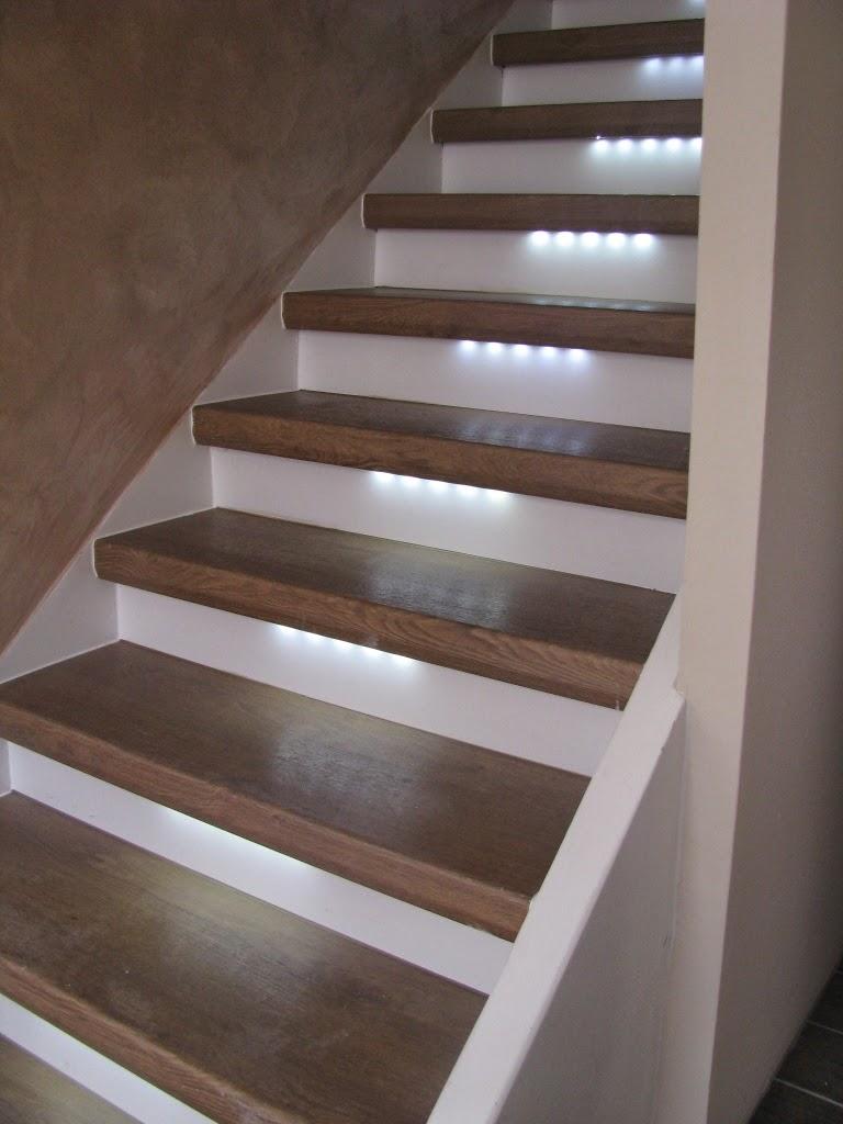 Trapverlichting maakt je trap een stuk veiliger